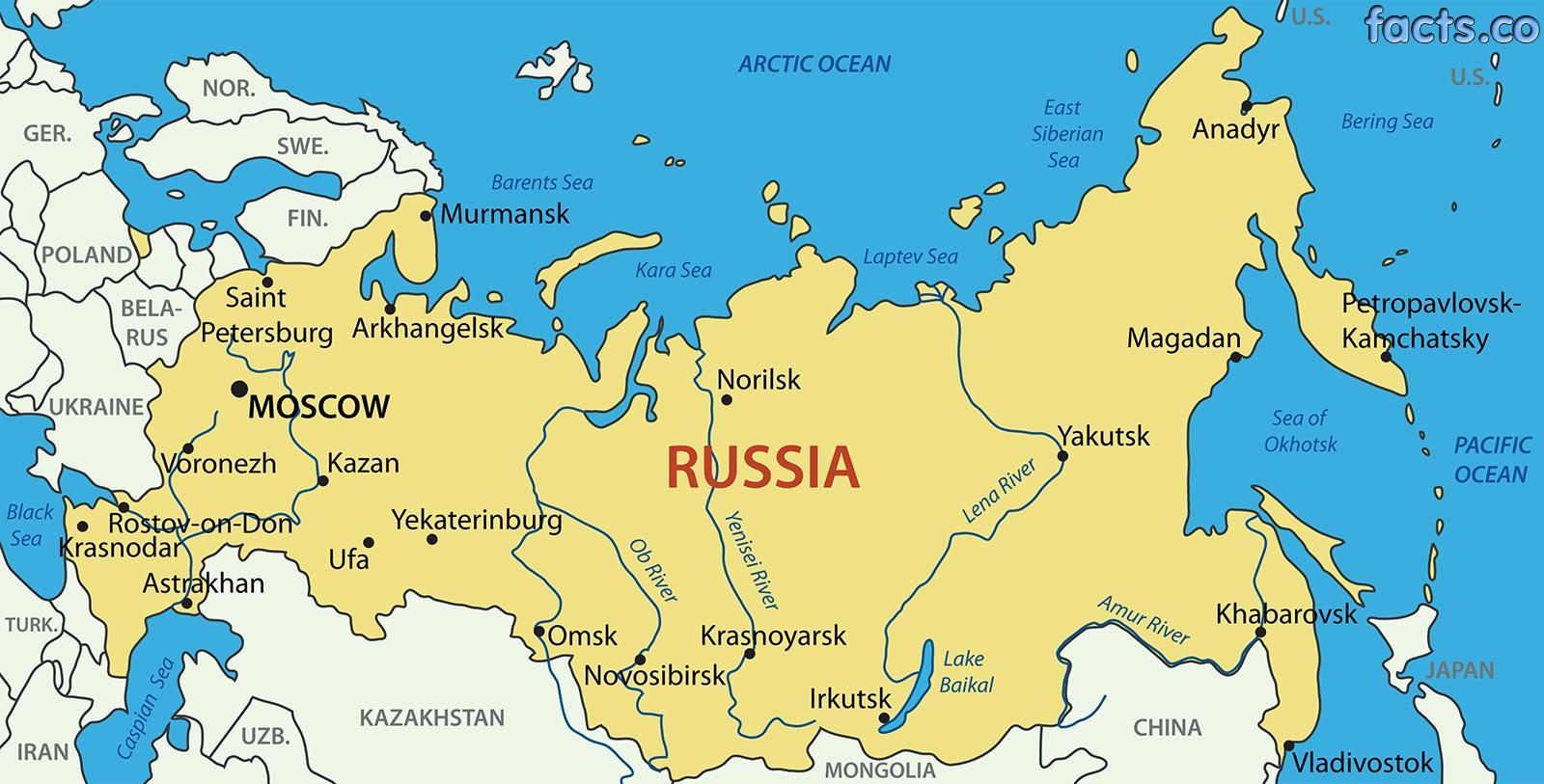 karta rusije Karta Rusije s natpisom   s natpisom karta Rusije (Istočna Europa  karta rusije